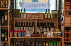 Nosso cantinho especial dedicado ao azeite uruguaio Punta Lobos.