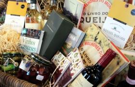 Queijos, Vinhos, Azeites, Conservas, Livros... Um pouco de tudo que amamos!